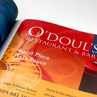 O'Doul's Print advertising