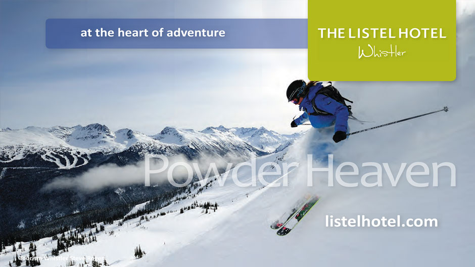 The Listel Hotel Whistler Slide 1